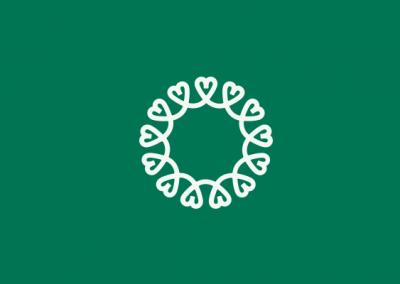 logozielengaleria