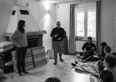 Oddech Transformacyjny - Patrycja Pietrzyk i Davide Scarenzio