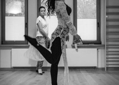 Taniec brzucha Hamsa z Karoliną Kuźma
