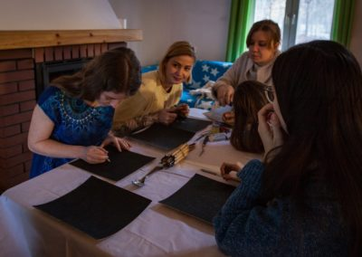 Warsztaty DIY z Kasią Wątły Kośka