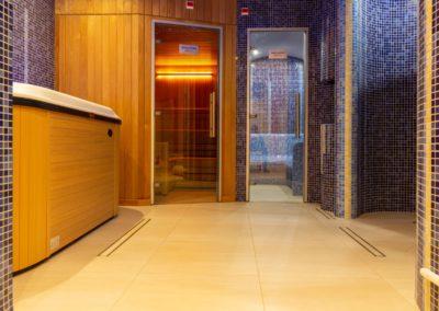 ośrodek oddechowo minispa sauny
