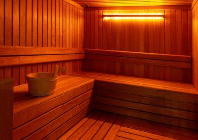 ośrodek oddechowo sauna fińska