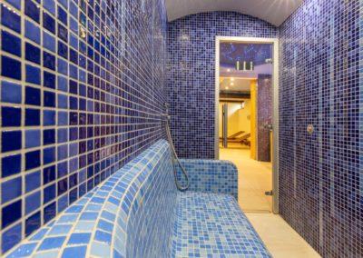 ośrodek oddechowo sauna parowa
