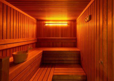 ośrodek oddechowo sauna sucha