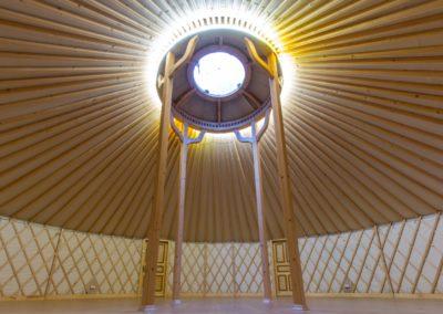 ośrodek rozwojowy oddechowo jurta