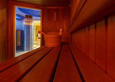 oddechowo minispa sauna sucha
