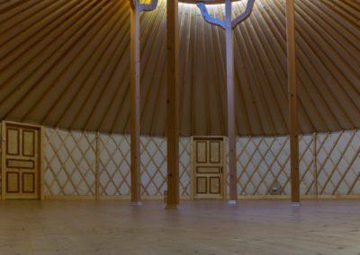 ośrodek rozwojowy oddechowo wnętrze jurty
